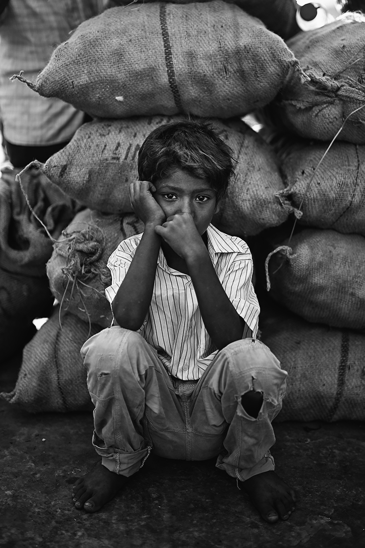 Photo ankit mavchi generations on india streets