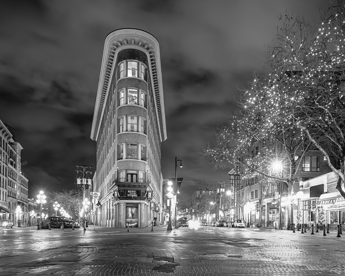 architectural long exposures