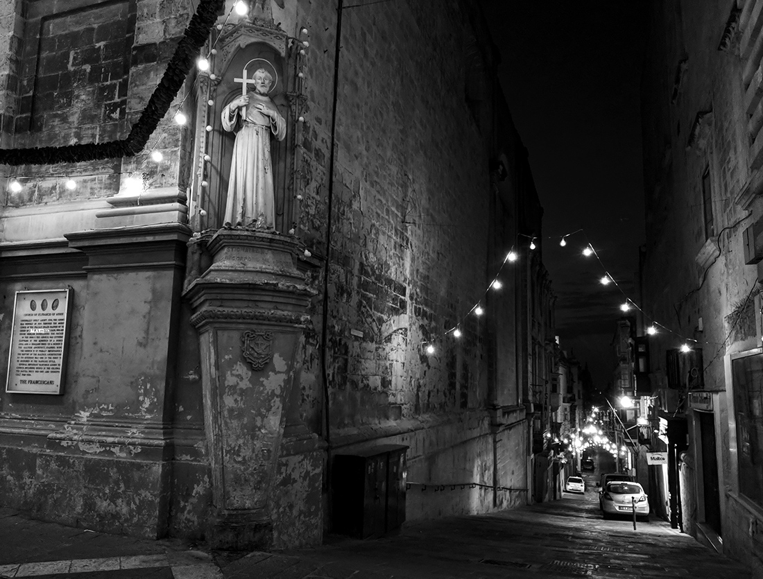 Blessed Streets of Valletta