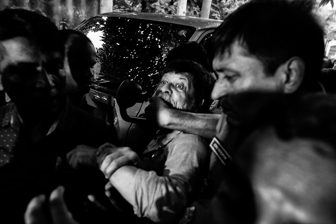 Photographer Shahidul Alam detained