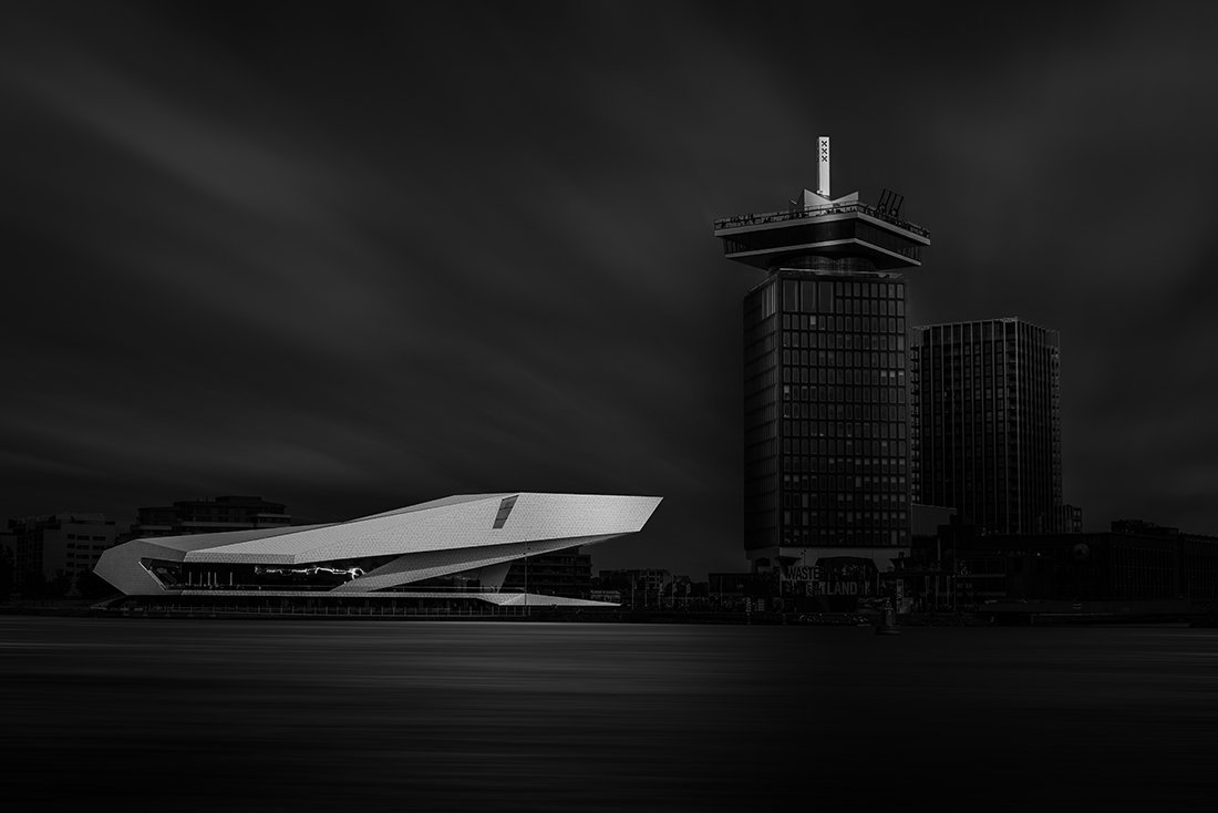 Black&White City View Part II
