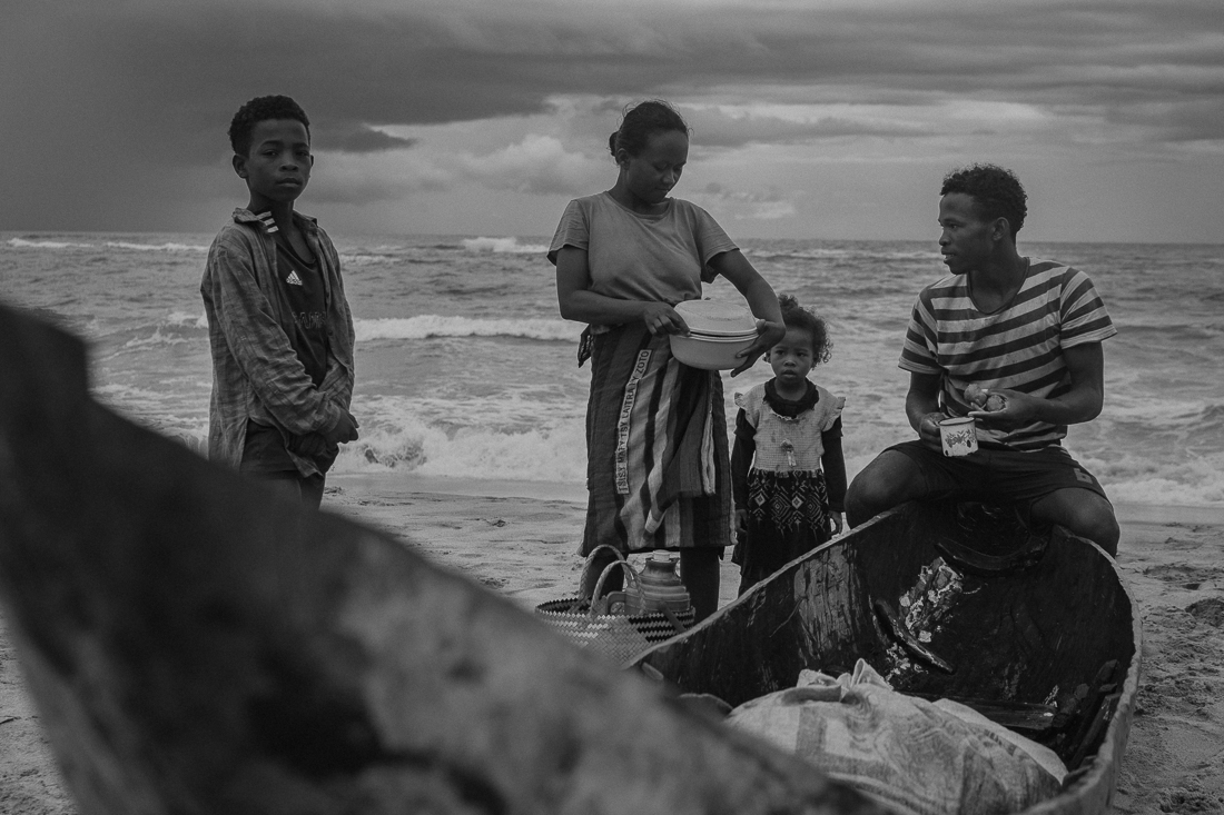Fishermen of Manakara