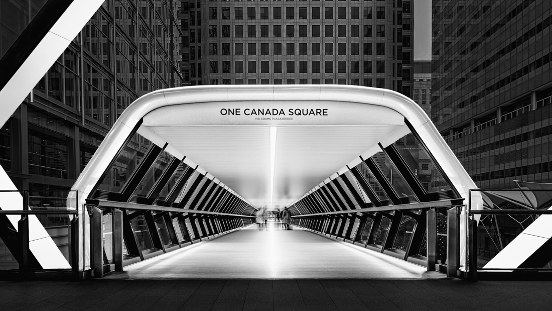 One Canada Square, Canary Wharf, London