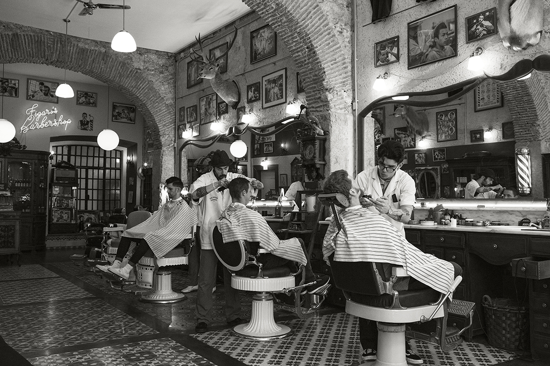 Figaro's Barber Shop