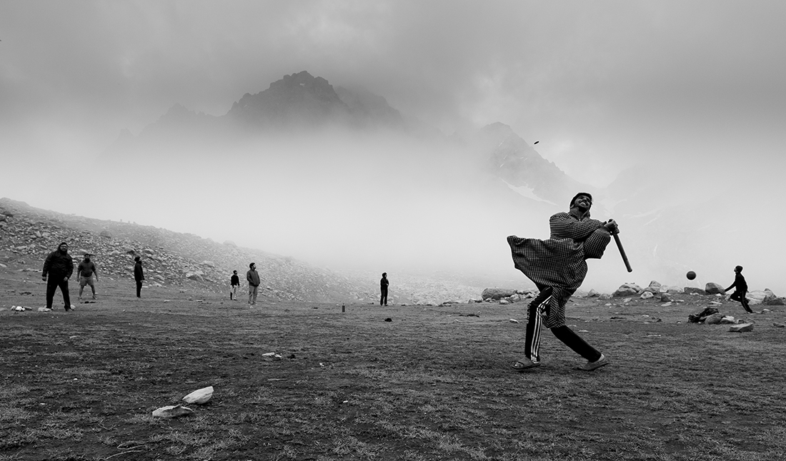 Cricket in the Himalayas