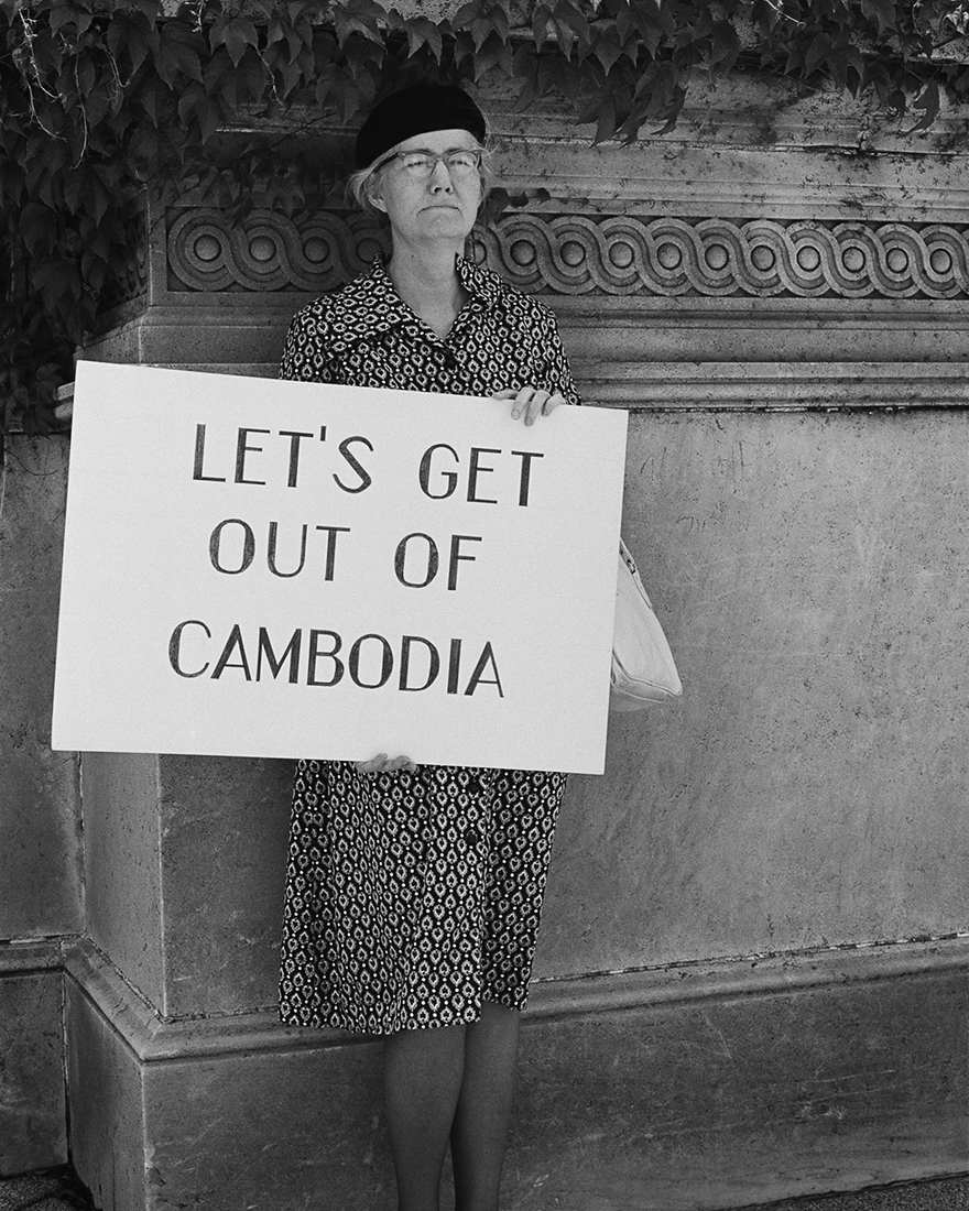 Washington DC Cambodia Protest