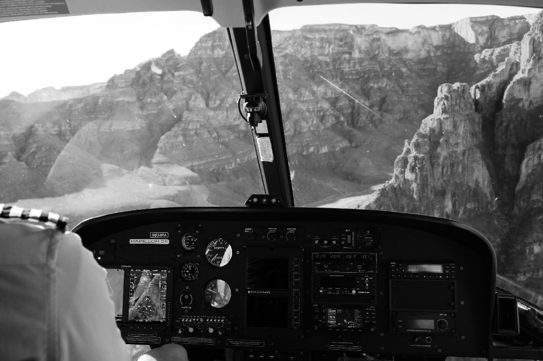 The Spectacular Grand Canyon Unique Private Helicopter Journey