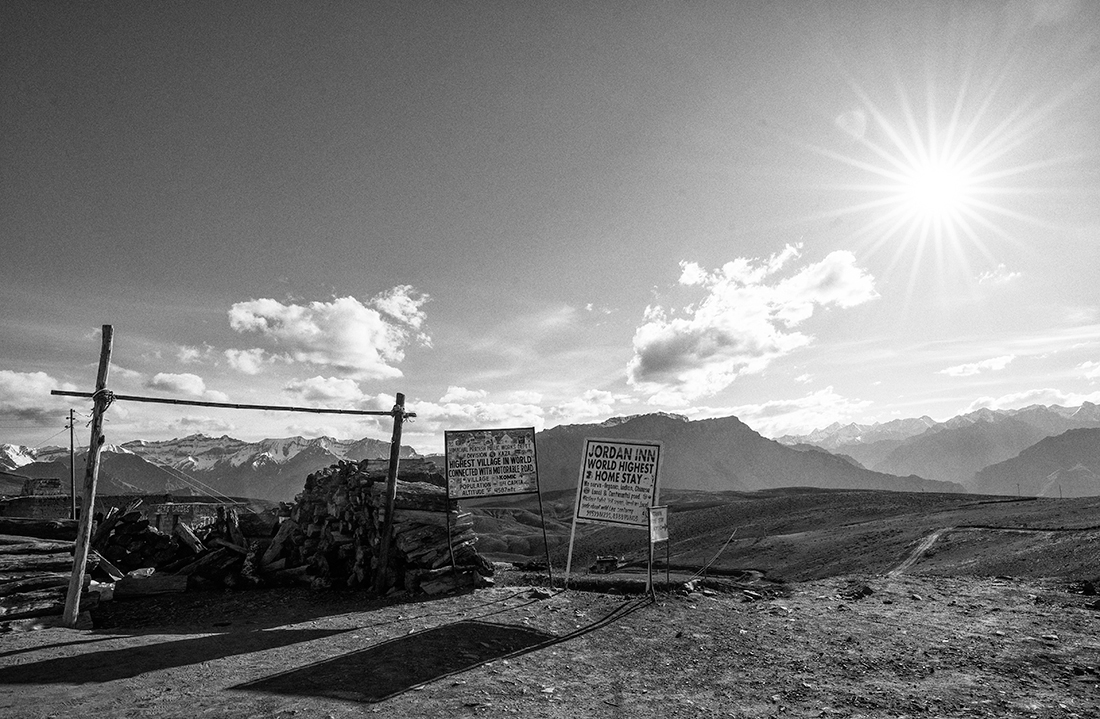 Resilience at Spiti