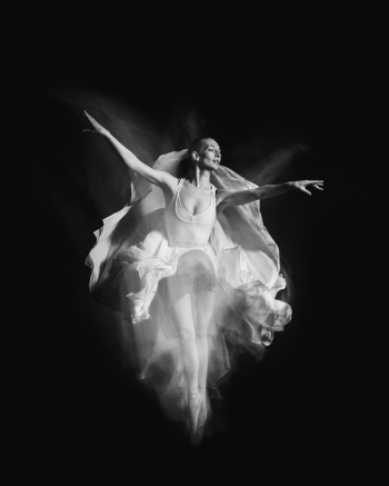 The ballerina Angel