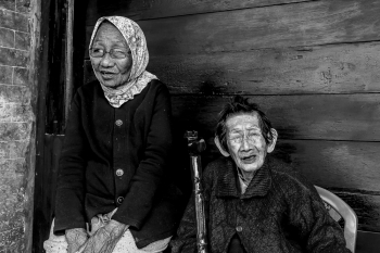 Old age is beautiful