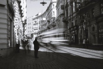 Ghosts of Brno