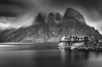 Lofoten Islands - Rorbuers