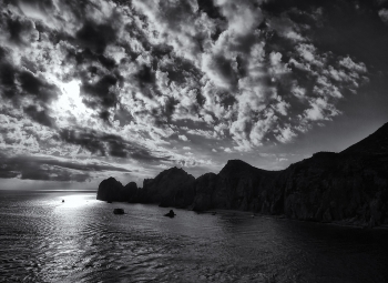 Cabo San Lucas near Sunset