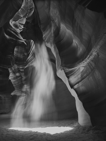 Antelope Canyon Ghost