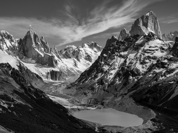Cerro Torre and Cerro Chalten