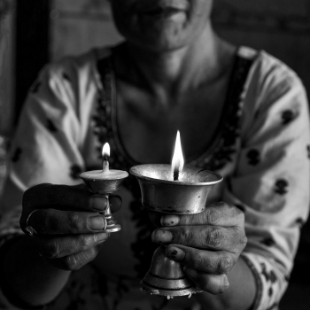 Rituals of faith in Nepal