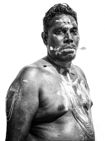 The Thaipusam Warrior
