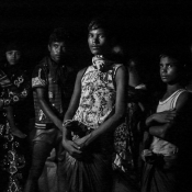 Rohingya. Pent up in time