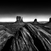 NAVAJO NATION - MONUMENT VALLEY, USA