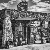 Along Route 66 To Taos